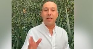 Canek Vázquez negó candidato Morena Pachuca