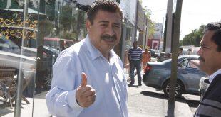 Confirma PRD Isidro Pedraza alcaldía Pachuca