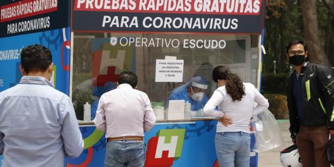 Llega Hidalgo a 7 mil 9 casos confirmados de coronavirus