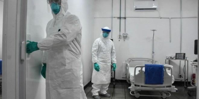 Covid-19 México muertos y contagios