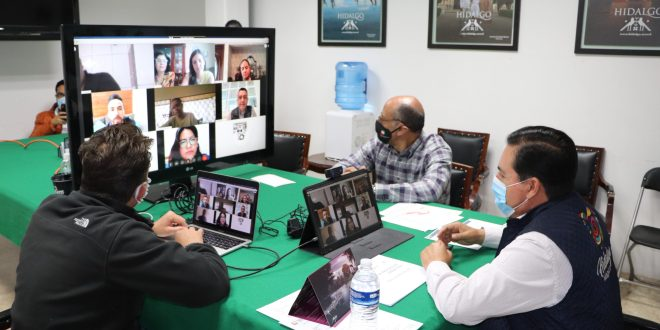 Turismo Hidalgo capacita prestadores servicios Covid-19