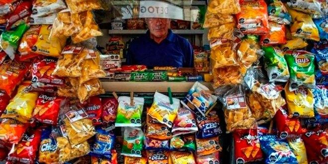 Analizan estados leyes comida chatarra