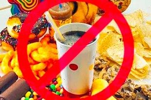 Proponen prohibir venta de bebidas azucaradas y comida chatarra en Hidalgo