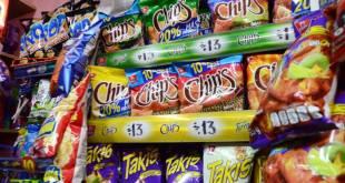 CDMX prohibir comida chatarra