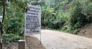 Santo Tomás Huazalingo prohíben entrada políticos covid