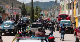 Detienen tres enfrentamiento armas de fuego Piracantos