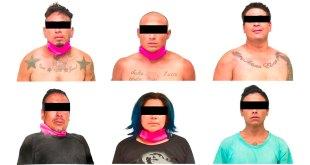 seis detenidos altercado Parque del Poblamiento
