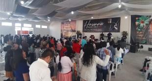 Organiza pastor Ixmiquilpan cultos pandemia