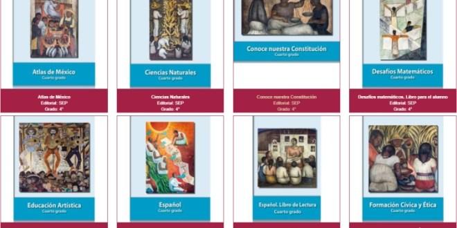 Libros de texto gratuito, disponibles en internet: SEP