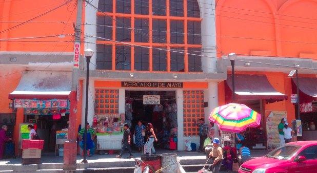Locatarios mercados centro Pachuca solicitar apoyo fondo perdido