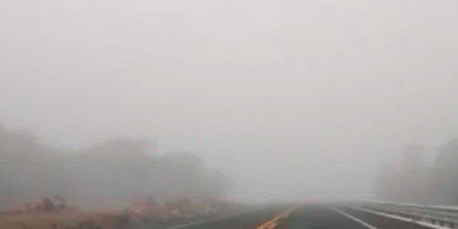 Lluvias y neblinas para este sábado en Hidalgo