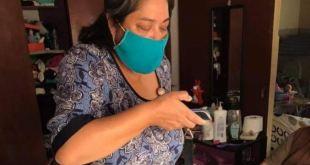 Prefieren hospital a partera, pese a virus: partera de Hidalgo