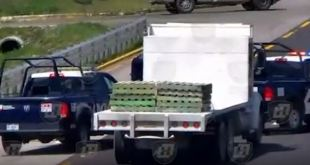 Chofer escapar retén México-Pachuca detenido