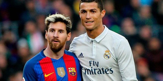 Cristiano Ronaldo y Lionel Messi jugarían juntos: llegaría a Barcelona