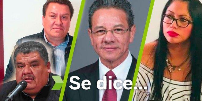 Se dice... que Benjamín Rico, los Rodríguez Villegas y Génesis Vázquez