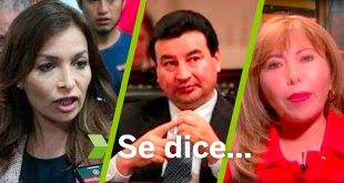 Se dice... que Areli Maya, Damián Sosa y Liliana Oropeza