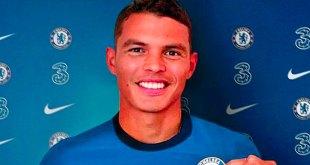 Thiago Silva nuevo jugador Chelsea