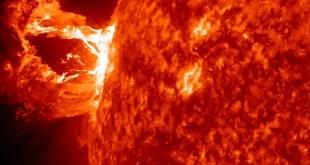 Una tormenta solar llegaría a la Tierra; dañaría electricidad y comunicaciones