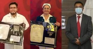 Reconocen a tres hidalguenses con la medalla Miguel Hidalgo