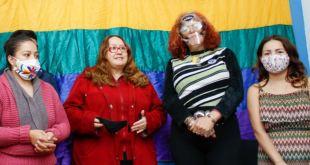 directora Oficina de Atención a la Diversidad Sexual Pachuca