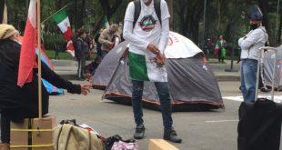 A Frenaaa le falta gente para su plantón; piden voluntarios