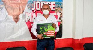 Reactivar economía Tulancingo prioridad Jorge Márquez