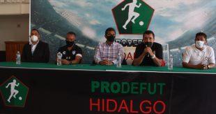 Abrirá Prodefut Hidalgo actividad