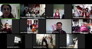 Inicia Morena campañas electorales