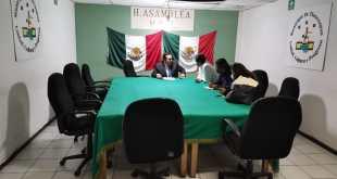 Regidores plantan a alcalde de Tlaxcoapan en su último informe de gobierno