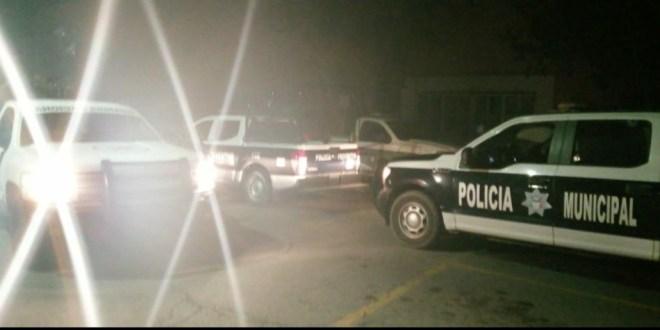 Hieren a dos oficiales municipales, tras enfrentamiento en Tizayuca