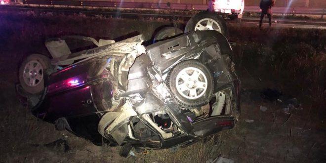 Muere un menor por accidente automovilístico en la México-Pachuca