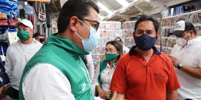 Piden vecinos de Tula a Tavo Magaña combatir inseguridad y contaminación