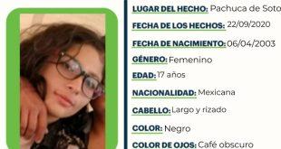 Se busca a Damaris Villanueva Rodríguez, extraviada en Pachuca