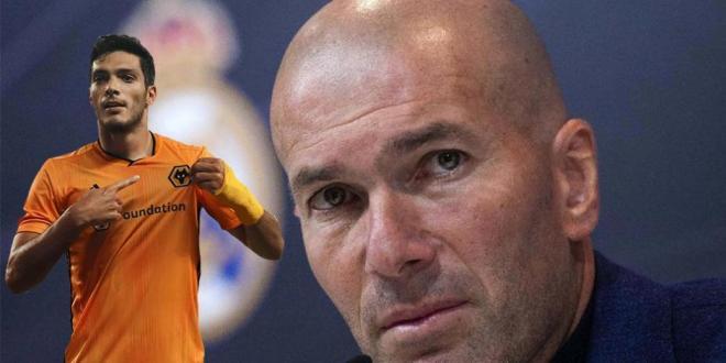 Desconoce Zidane interés por el hidalguense Raúl Jiménez