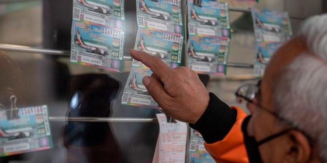 premios rifa avión presidencial cayó Hidalgo