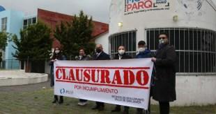 Por incumplimiento, vecinos de San Javier clausuran a Moviparq