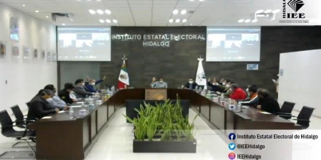 Declara IEEH alcaldes ganadores en nueve municipios
