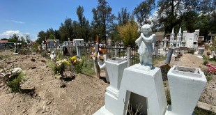 Apertura de panteones en Hidalgo dependerá de semáforo epidemiológico