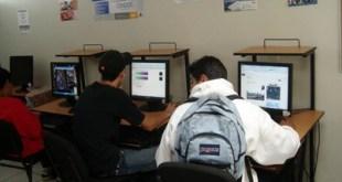 falta internet toman clases ciber Tenango de Doria