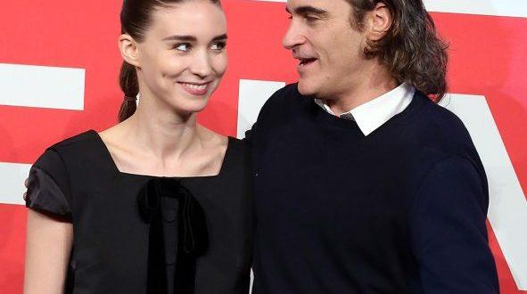 Joaquin Phoenix y Rooney Mara ya son padres