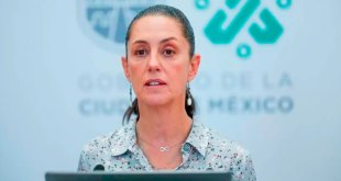 Claudia Sheinbaum da positivo a Covid-19, anuncia