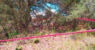 Localizan hombre sin vida Huasca de Ocampo