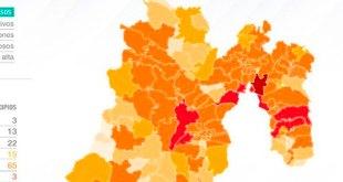 Seguirá Estado de México semáforo naranja