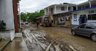 Precipitaciones causan estragos en municipios de Hidalgo
