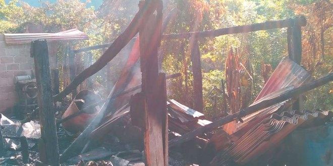 fuga gas incendia casa Calnali