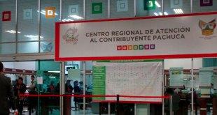 Quedan seis días pagar refrendo vehicular Hidalgo