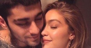 Nace hija Gigi Hadid Zayn Malik