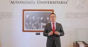 Celebra la UAEH autonomía universitaria