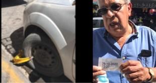 Denuncian abuso en cobro de parquímetro en Pachuca