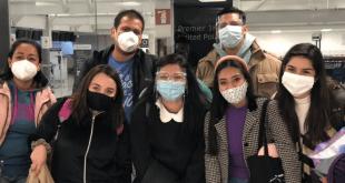 Enfermeros mexicanos viajan para trabajar en clínicas de Alemania